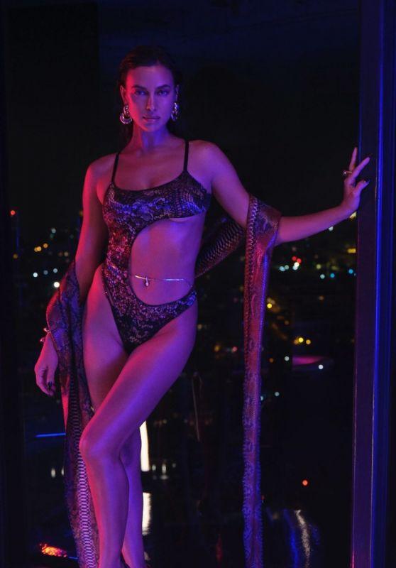 Irina Shayk - Savage X Fenty Vol 3 September 2021