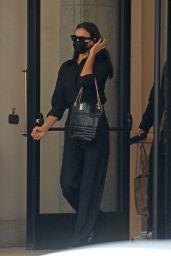 Irina Shayk Street Style 09/27/2021