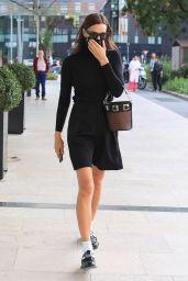 Irina Shayk Street Style - Milan 09/23/2021