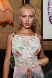Iris Law - Perfect Magazine and NoMad London Fashion Week Party in London 09/19/2021