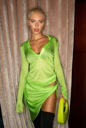 Iris Law - The Face LFW Party at The Standard in London 09/16/2021