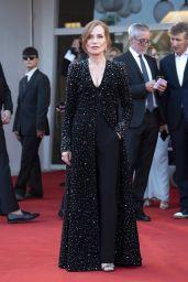"""Isabelle Huppert – """"Dune"""" Red Carpet at the 78th Venice International Film Festival"""