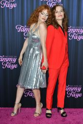 """Isabelle Huppert – """"The Eyes of Tammy Faye"""" Premiere in NYC 09/14/2021"""