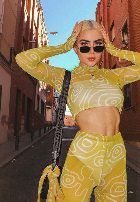 Jade Picon - Live Stream Video 09/19/2021