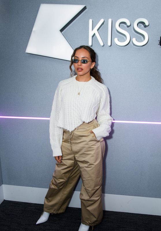 Jade Thirlwall - KISS FM in London 09/14/2021