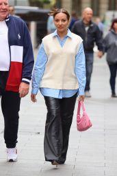 Jade Thirlwall Street Style - London 09/15/2021