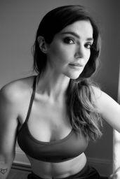 Janet Montgomery - Photoshoot for The Bare Magazine September 2021