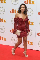 Janette Manrara – The TRIC Awards 2021 in London