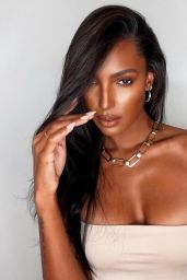Jasmine Tookes - Live Stream Video and Photos 09/03/2021