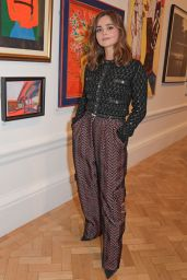 Jenna Coleman - Royal Academy of Arts Summer Exhibition 2021 Preview Party in London 09/14/2021