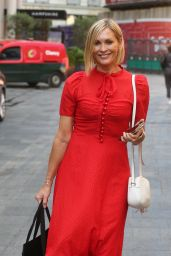 Jenni Falconer - Out in London 09/24/2021