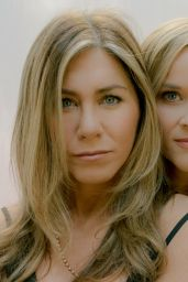 Jennifer Aniston and Reese Witherspoon - The New York Times 09/27/2021