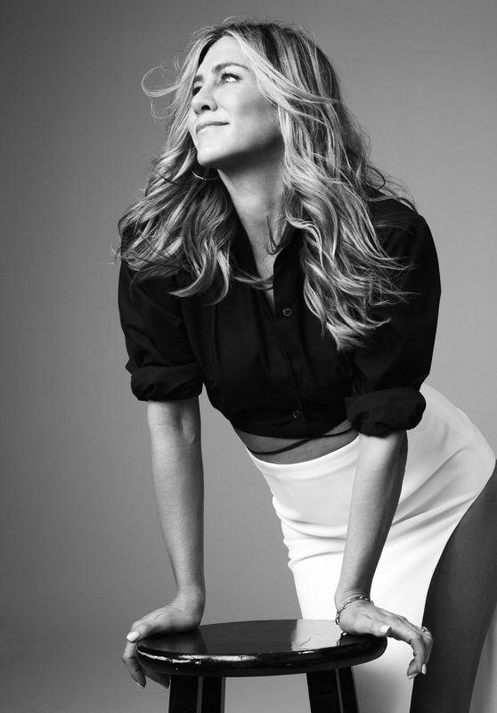 Jennifer Aniston - Launching Her Beauty Brand Lolavie - People Magazine September 2021