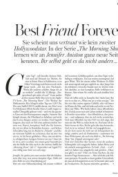 Jennifer Aniston - Madame Magazine October 2021 Issue
