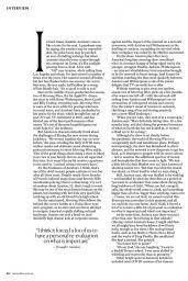 Jennifer Aniston - Marie Claire Australia October 2021 Issue