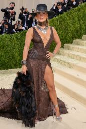 Jennifer Lopez - 2021 Met Gala
