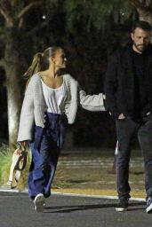 Jennifer Lopez and Ben Affleck - Downtown Los Angeles 09/17/2021