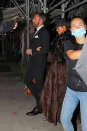 Jennifer Lopez and Ben Affleck - Leaving Jennifer