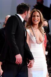 "Jennifer Lopez and Ben Affleck – ""The Last Duel"" Red Carpet at the 78th Venice International Film Festival"