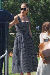 Jennifer Lopez - Arriving to the Venice Film Festival 09/10/2021