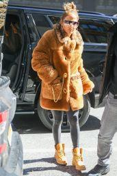 Jennifer Lopez - Out in New York City 09/24/2021