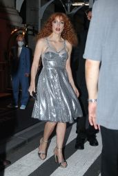 """Jessica Chastain - Arrives at the """"The Eyes Of Tammy Faye"""" Premiere in New York City 09/14/2021"""