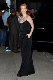 Jessica Chastain - Out in New York City 09/15/2021