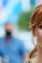 "Jessica Chastain - ""The Eyes of Tammy Faye"" Premiere in San Sebastian 09/23/2021"