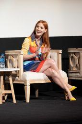 Jessica Chastain - TIFF Tribute Awards Press Conference in Toronto 09/11/2021