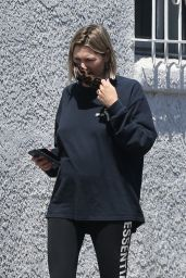 Jessica Hart - Out in Los Angeles 09/03/2021