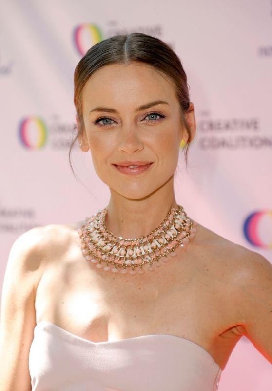 Jessica Stroup – Television Humanitarian Awards in LA 09/18/2021