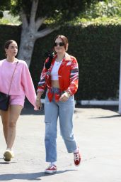 Jessie J at Fred Segal in West Hollywood 09/02/2021