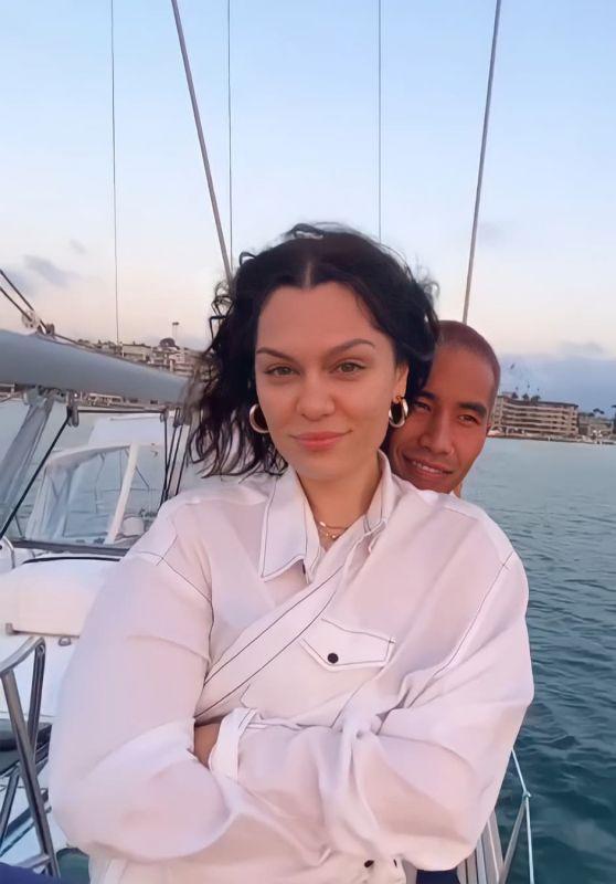 Jessie J - Live Stream Video 09/08/2021
