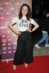 """Joanne Clifton – """"Rock Of Ages"""" First Night VIP Performance in London 09/21/2021"""