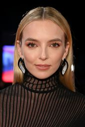 """Jodie Comer - """"The Last Duel"""" Red Carpet at the 78th Venice International Film Festival"""