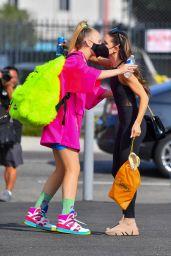 JoJo Siwa Wears a Colorful Outfit - Pasadena 09/29/2021