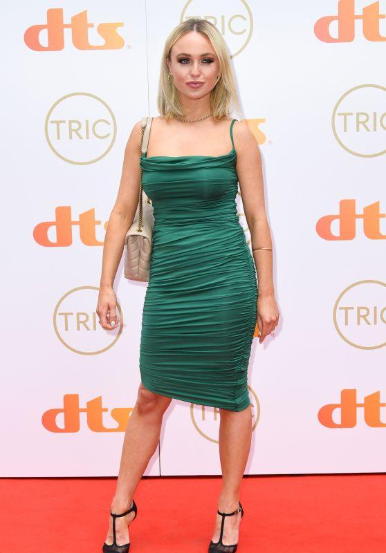 Jorgie Porter - TRIC Awards in London 09/15/2021