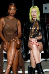 Justine Skye - Kim Shui Fashion Show in New York City 09/12/2021