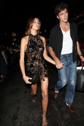 Kaia Gerber – Heading to a Met Gala After Party in NYC 09/13/2021