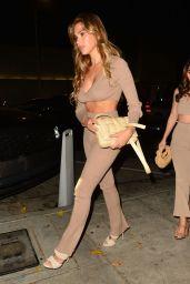 Kara Del Toro Night Out Style - Los Angeles 09/15/2021