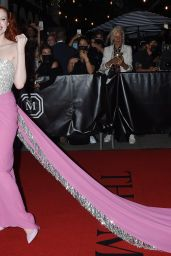 Karen Elson - Celebrities Departing The Mark Hotel in NYC for the 2021 Met Gala