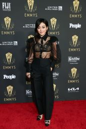 Karen Fukuhara - 73rd Emmy Award Nominees at Television Academy in LA