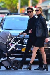 Karlie Kloss and Joshua Kushner - Out in New York City 09/27/2021