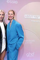 Karolina Kurkova at ABOUT YOU Opening Show - Fashion Week 2021 in Berlin 09/11/2021