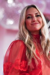 """Kate Hudson - """"Mona Lisa and the Blood Moon"""" Premiere at the 78th Venice International Film Festival"""