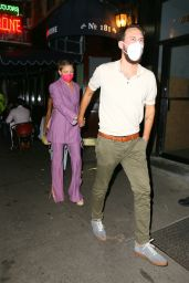 Kate Hudson Night Out Style - New York 09/08/2021