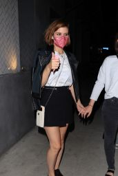 Kate Mara in a Cute Outfit - Crossroads in West Hollywood 09/22/2021