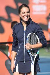 Kate Middleton - With US Open Winner Emma Raducanu in London 09/24/2021
