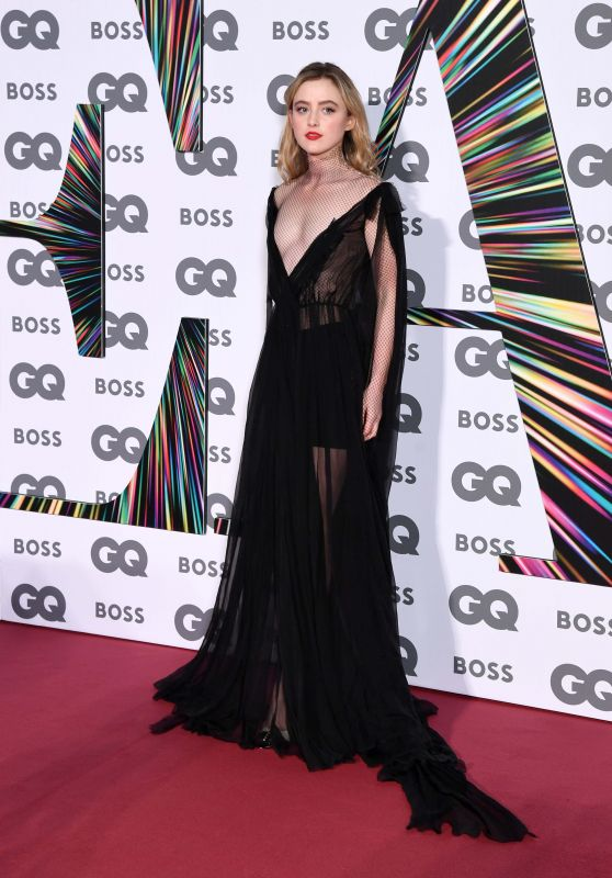Kathryn Newton – British GQ Men of the Year Awards 2021