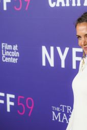 """Katie Holmes - """"The Tragedy Of Macbeth"""" Screening in NYC 09/24/2021"""